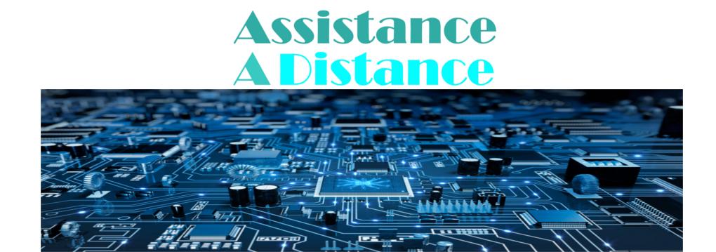 Dépannage informatique à distance